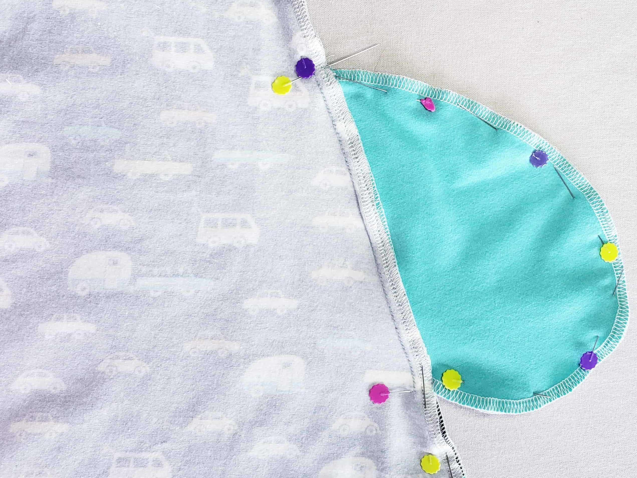 Trixie Sew-Along Side Seams